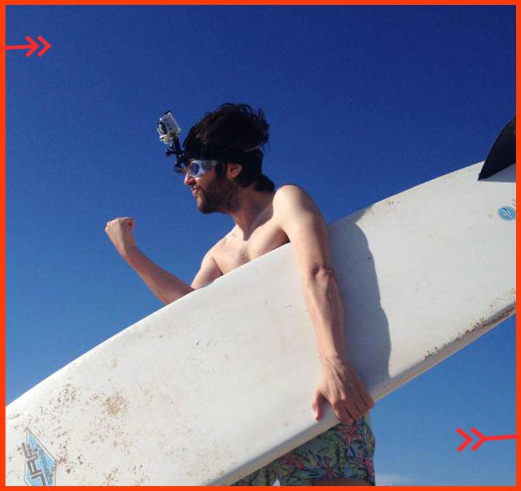 Fernando Souza_Surfing