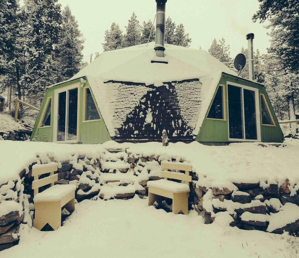 Novel Design Studio in the mountains near Denver.