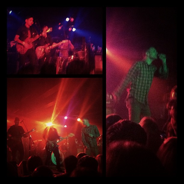"last night @ Masquerade in Atlanta (by ""anprentice"" via Instagram)"