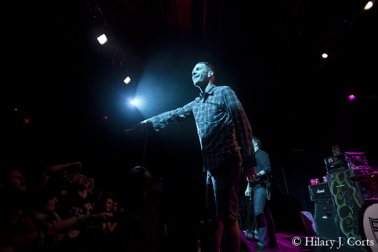 Vin at Irving Plaza last night…. hilaryjcorts: I Am The Avalanche. Irving Plaza, New York City. © 2011 Hilary J. Corts