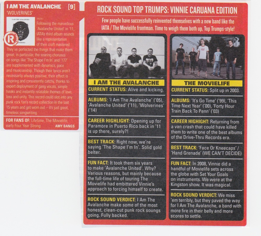 Rock Sound (UK) 9 out of 10 Album Review March 2014.jpeg