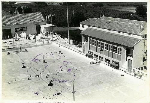 Primeiro rinque do HC Turquel (Foto de José Fernando Graça)