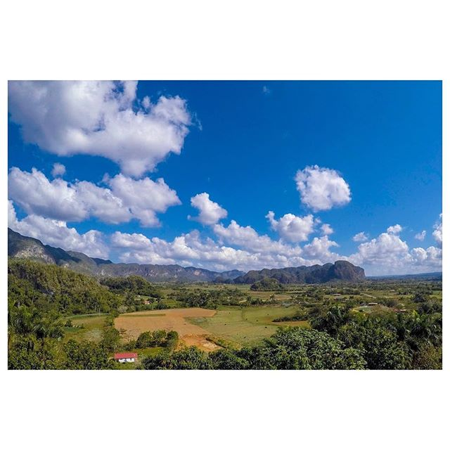 The most amazing valley! UNESCO World Heritage Site 📍Viñales, Cuba 🇨🇺
