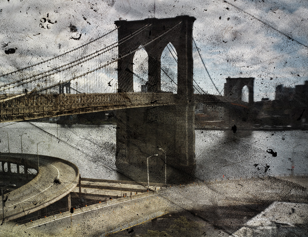 Tent- Camera Image On Ground- Rooftop View Of The Brooklyn Bridge_slide.jpg