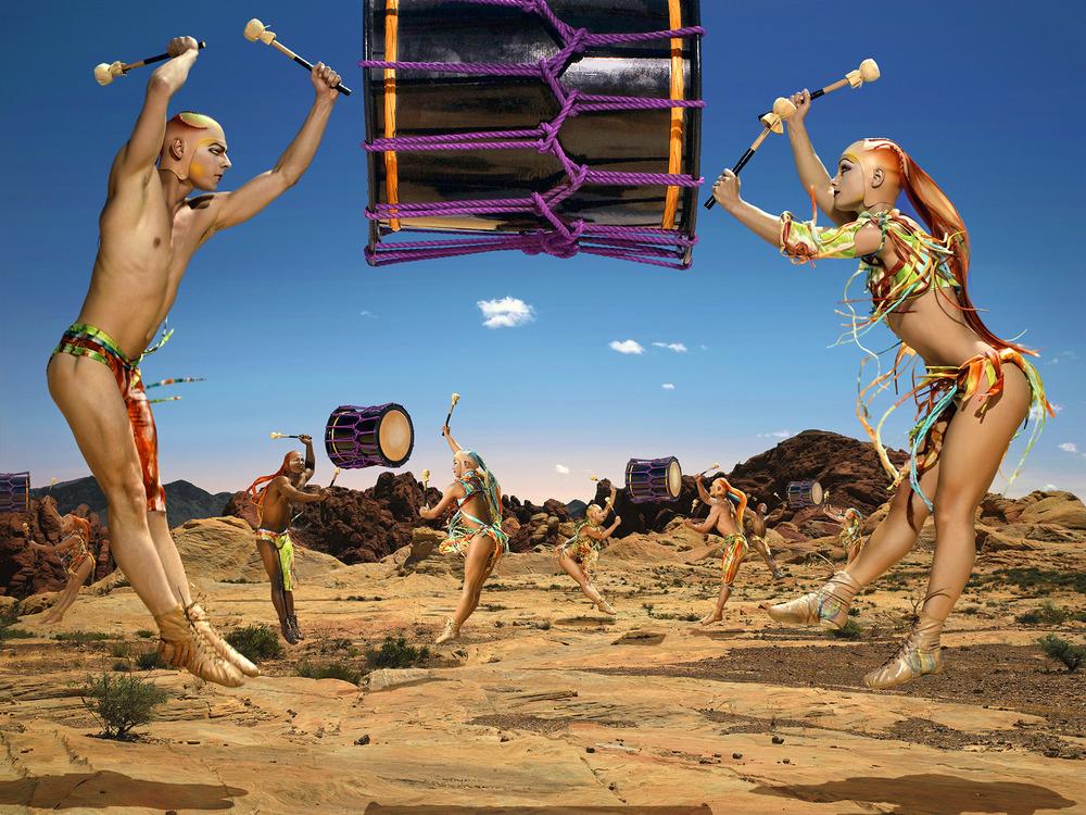 Drum'N'Beasts