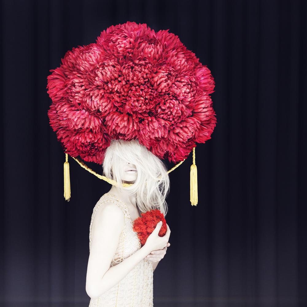 flowerhead // madame peripetie