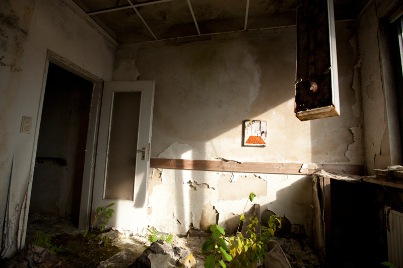 John hicks // art in dereliction