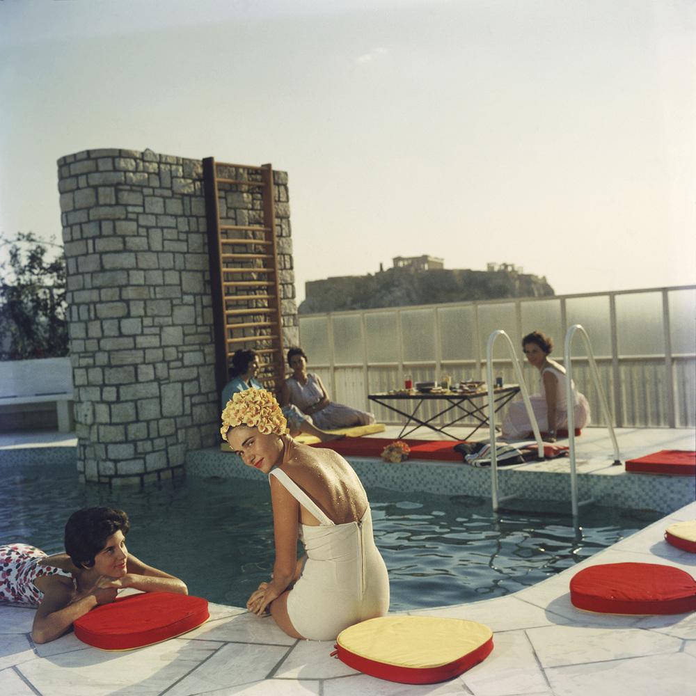 Penthouse pool 1961, 40 x 60, 30 x 40, 20 x 30.jpg