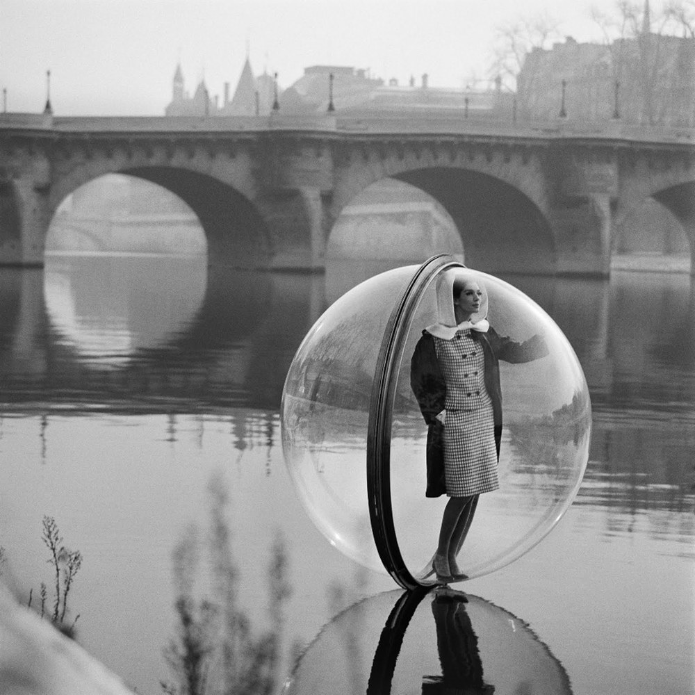 Bubble of Seine, 1963, Edition of 5, 50 x 50.JPG