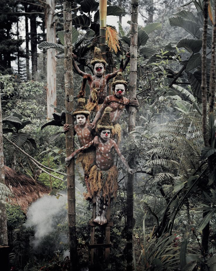 jimmy nelson // xv 61 gogine boys goroka, eastern highland papua new guinea, 2010