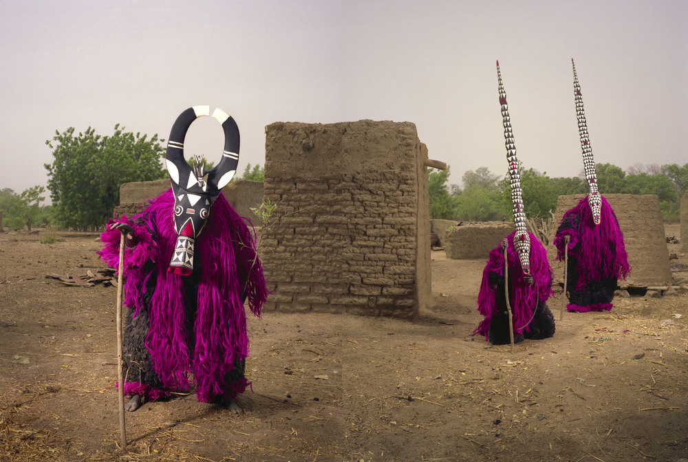 Pouni 01,  , from Volta Noire serie ( Burkina Faso, 2010)