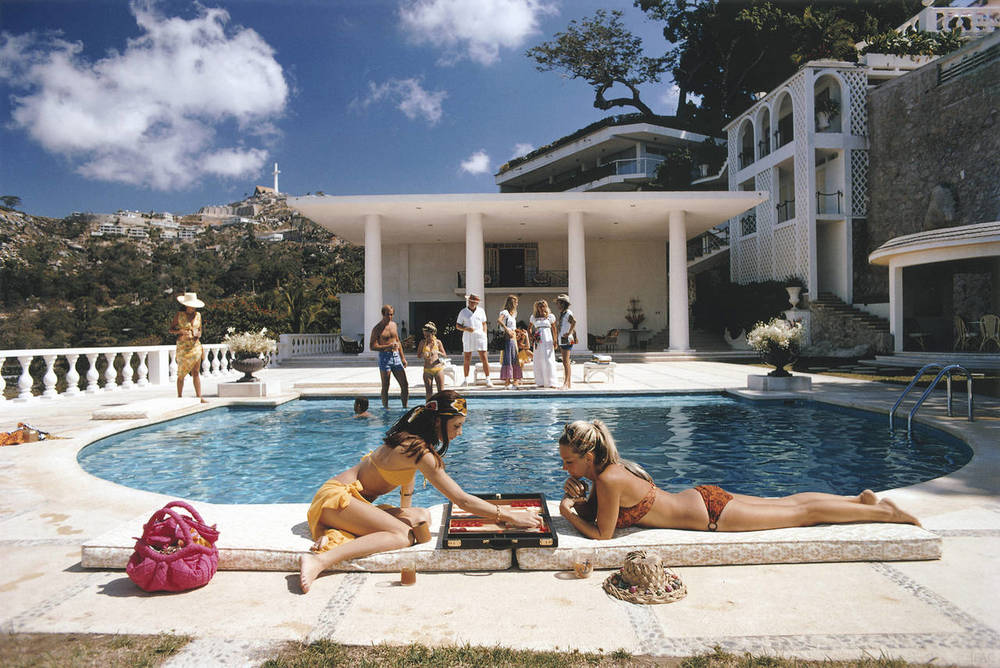 FEATURED ARTIST: SLIM AARONS