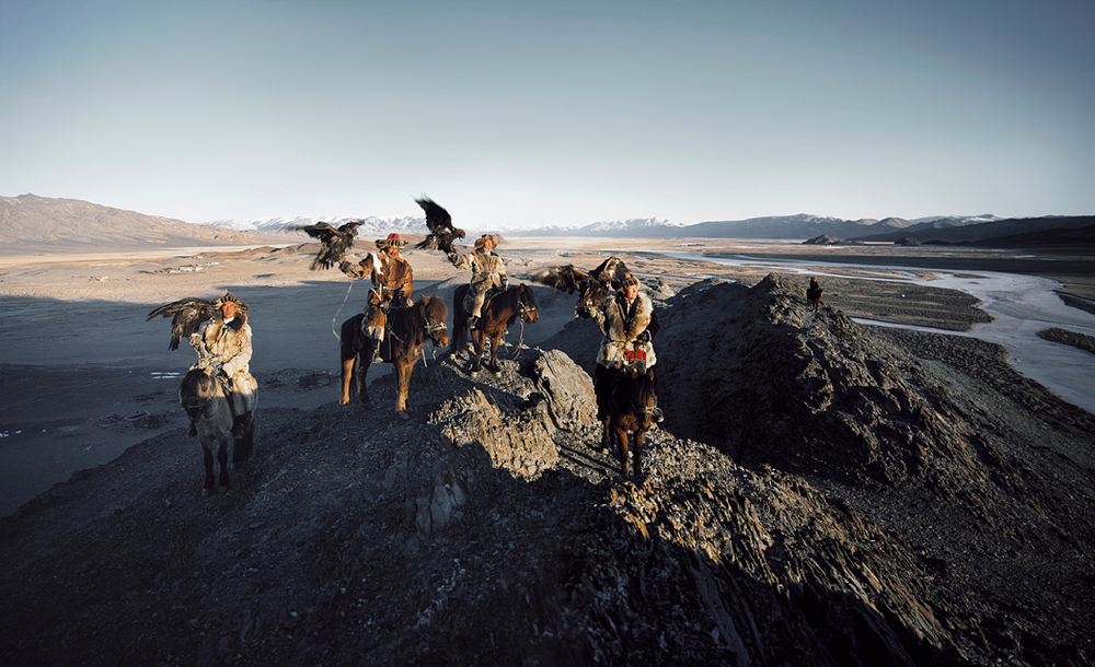 VI 18 Idrish, Khairatkhan, Nurkairath & Bashakhkhan Ulaankhus, Bayan Oglii Mongolia, 2011