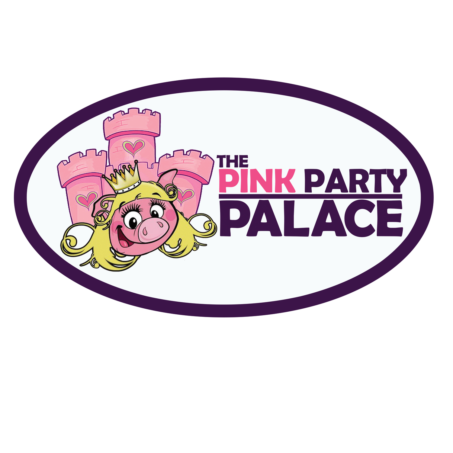 Welcome to The Pink Party Palace