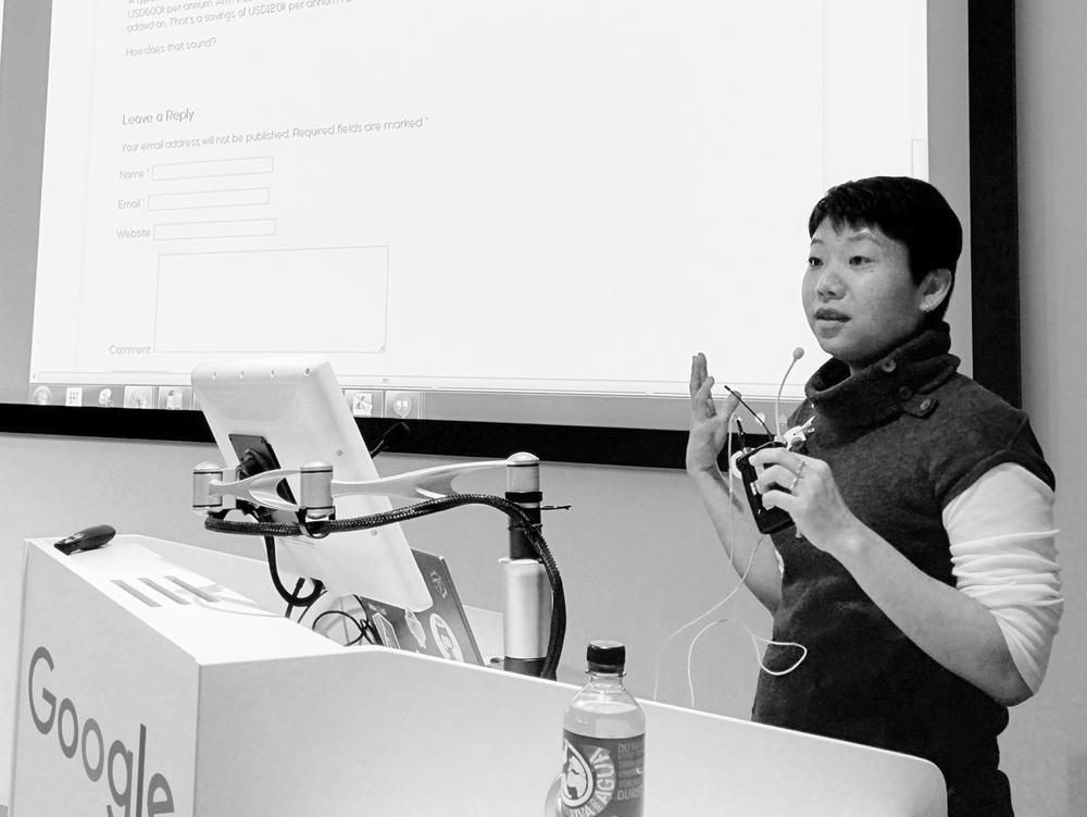 Lindy Siu, Creative Storytelling & Brand Communications