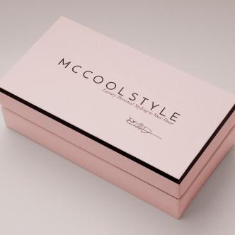 McCool Style Branding, Logo Design, Web Design, E-Commerce