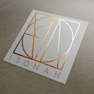 Isonah Branding, Logo Design, Copywrite