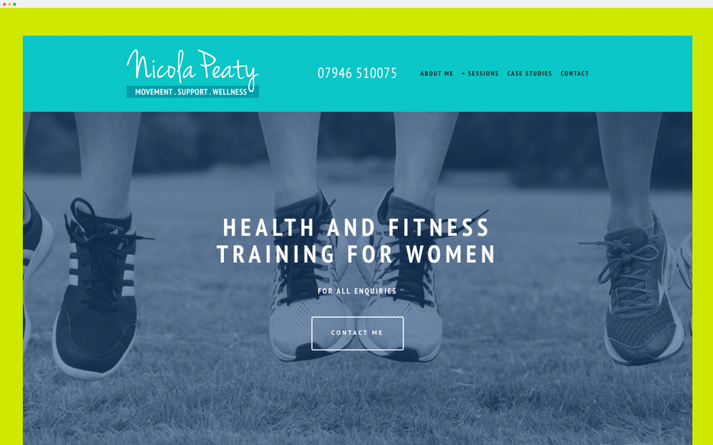 Frances O'Reilly - Personal+trainer+website+design.png