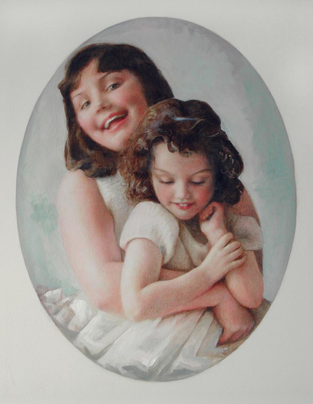 Sisters 24x30.jpg