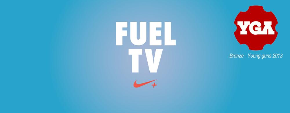 Nike - Fuel TV