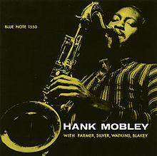 Hank Mobley album.