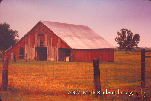 The 1840 Barn, 2002.