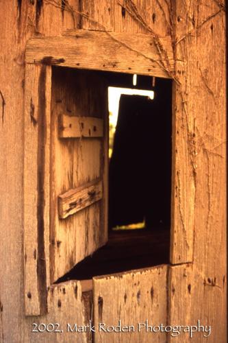 Egypt Barn, 2002