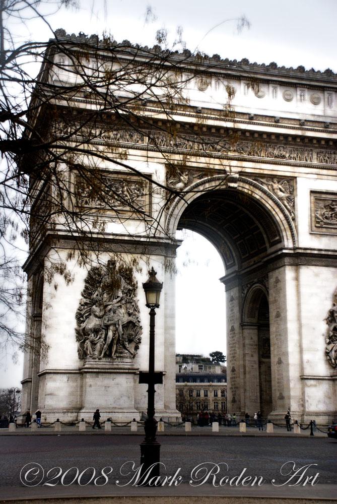Arc de Triomphe de l'Étoile, #1