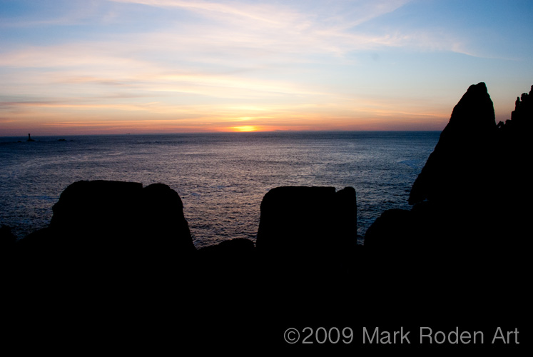 Land's End, Cornwall -