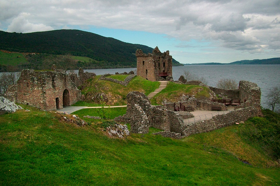 Castles of Scotland - Featured Images