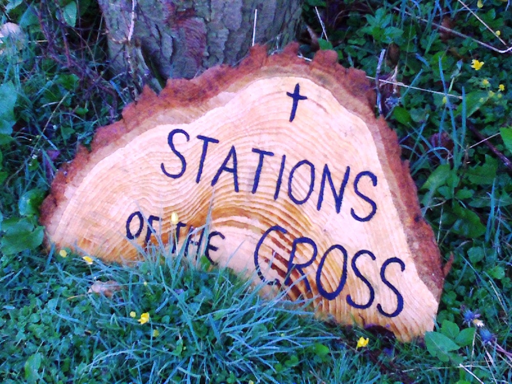 Hyning Stations of the Cross