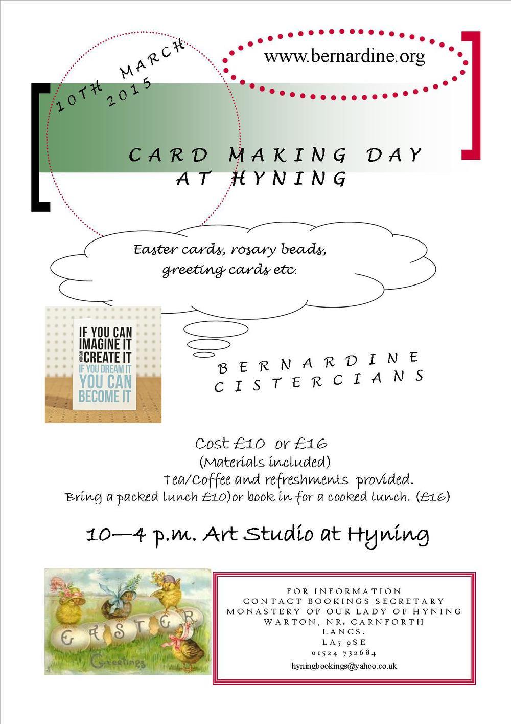 cardmakingday