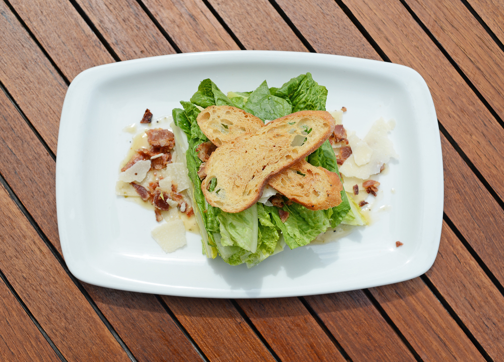 Could we ever live without our famous Caesar Salad on the menu? We think not.