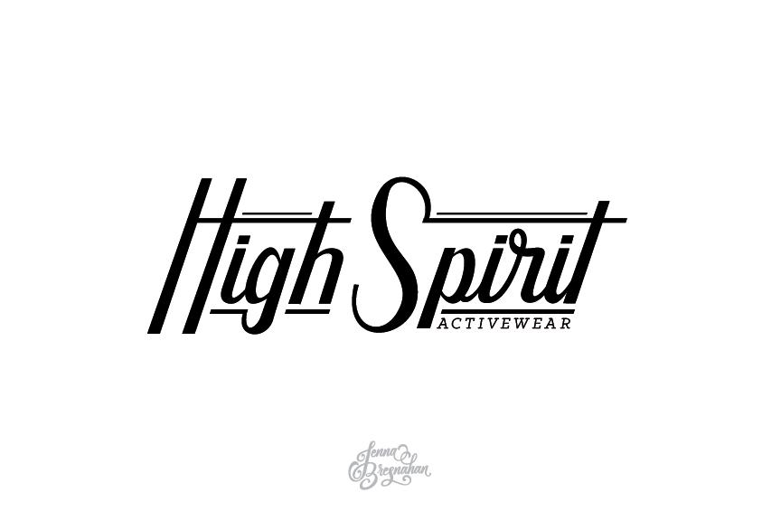 High Spirit Activewear- Athletic clothing