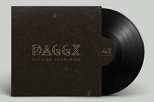 Daggz Logo and Album Cover