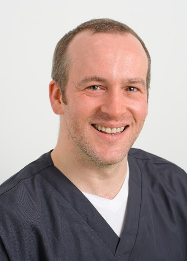 Andrew Creevy, Osteopath