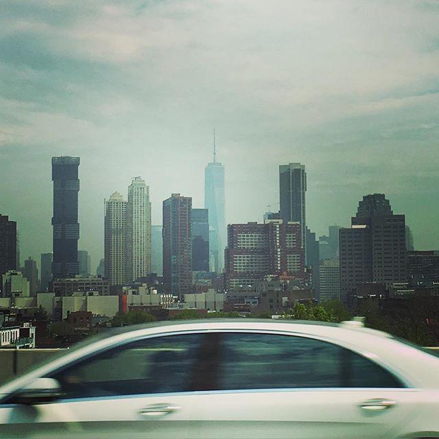 See ya New York! Brb...#newyork #lifeatspotify