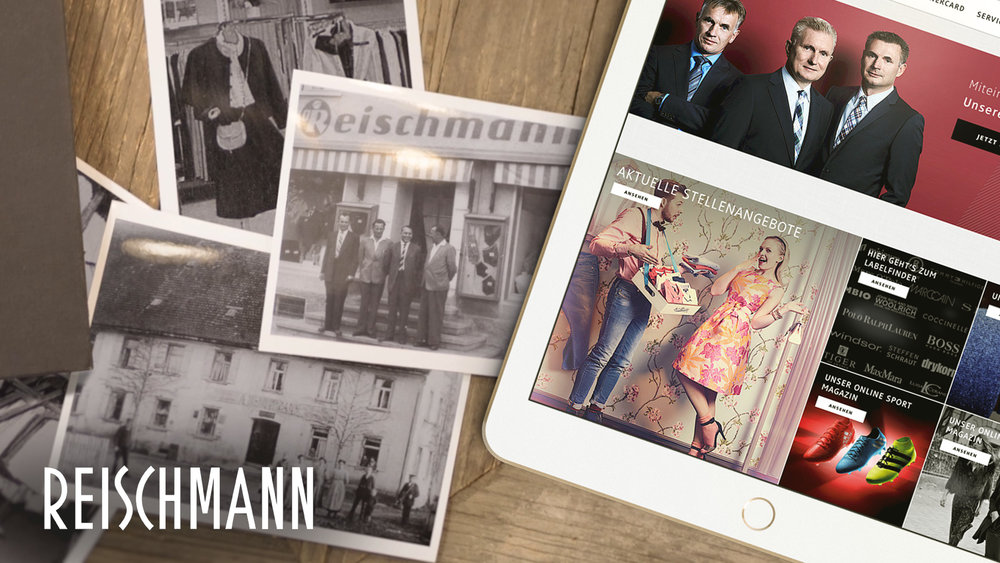 reischmann memmingen family owned retailer enter the digital world with help of styleshoots machines lookdepot jobs