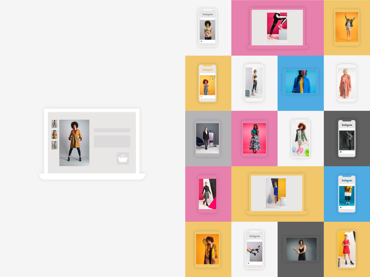 a73f2c937cac The next battlefield in fashion e-commerce is content — StyleShoots -  Fashion Product Photography Equipment