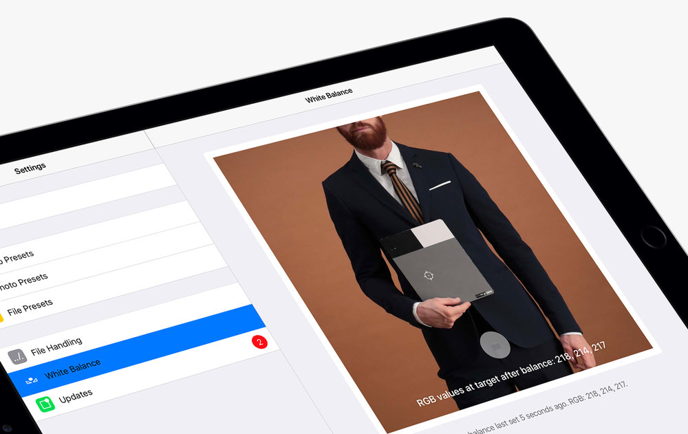 Canon and StyleShoots have worked closely together to bring an intuitive Click-WB feature through an iPad to thousands of studio photographers and stylists worldwide.