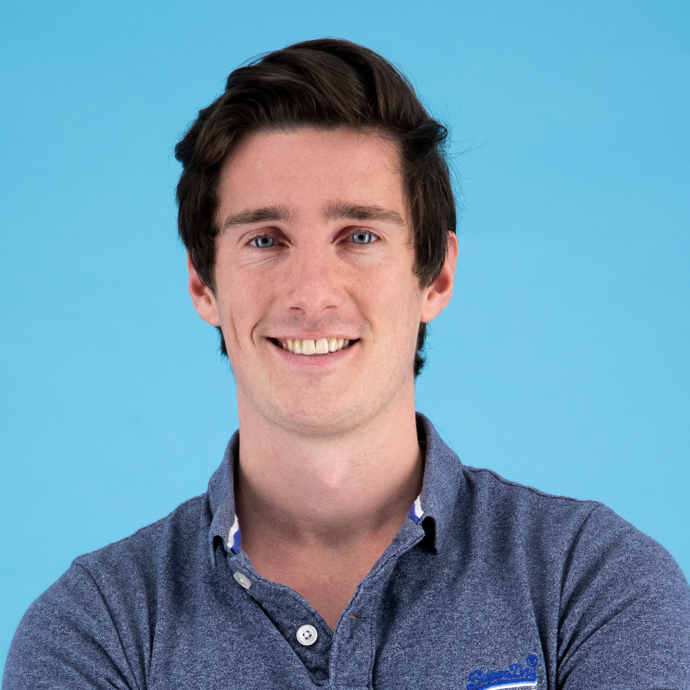 Maurits Van Der Grinten - Marketing intern