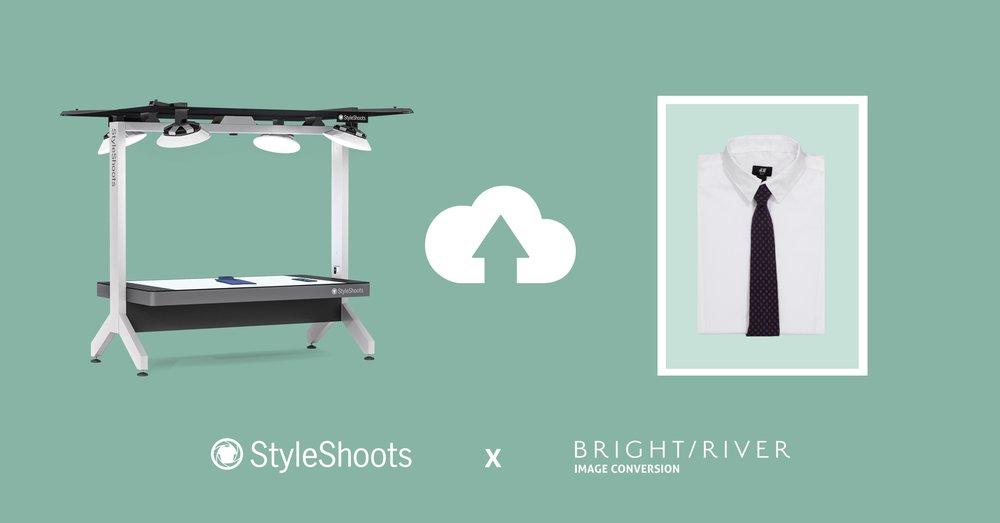 StyleShoots model ecommerce web
