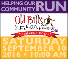 please consider supporting beringia south through old bill's fun run 2016! the giving period is august 1 through friday september 16.  old bill's is our biggest annual fundraiser and truly does allow us to continue putting science to work for wildlife!