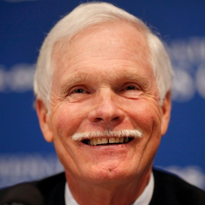 No Hell for me Please - Ted Turner's Outlook