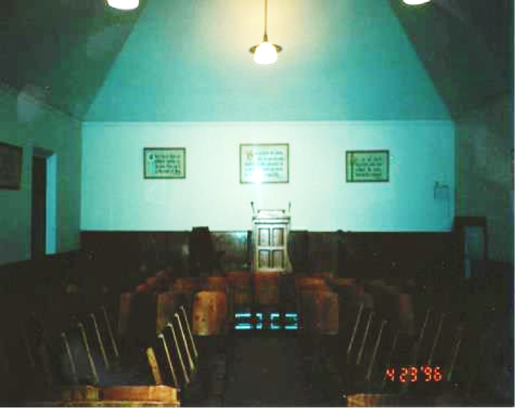 Auditorium at Bracondale