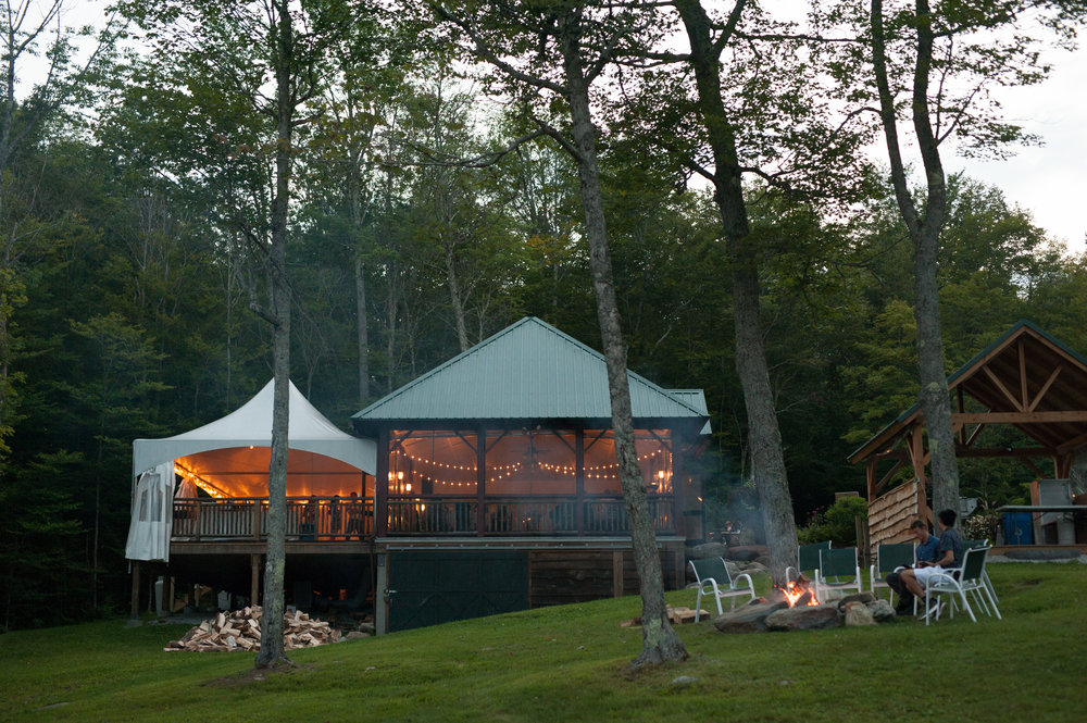 The Pond Pavilion at Mountain Top Inn and Resort -Idena Beach-Vermont -Wedding -Photographer
