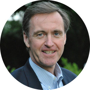 Chris Lowney, author of Everyone Leads: How to Revitalize the Catholic Church.