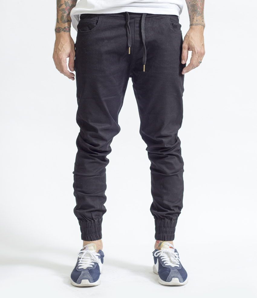 the KS008 Joggers in Black $54.99 - SHOP NOW