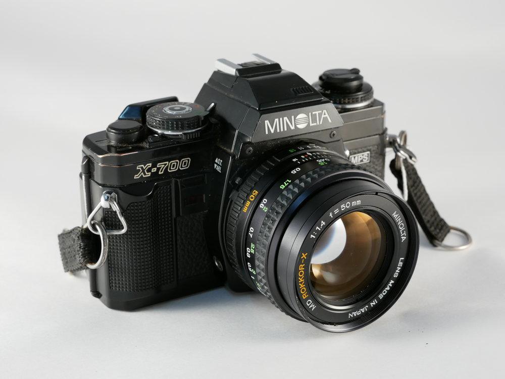 Minolta-X700
