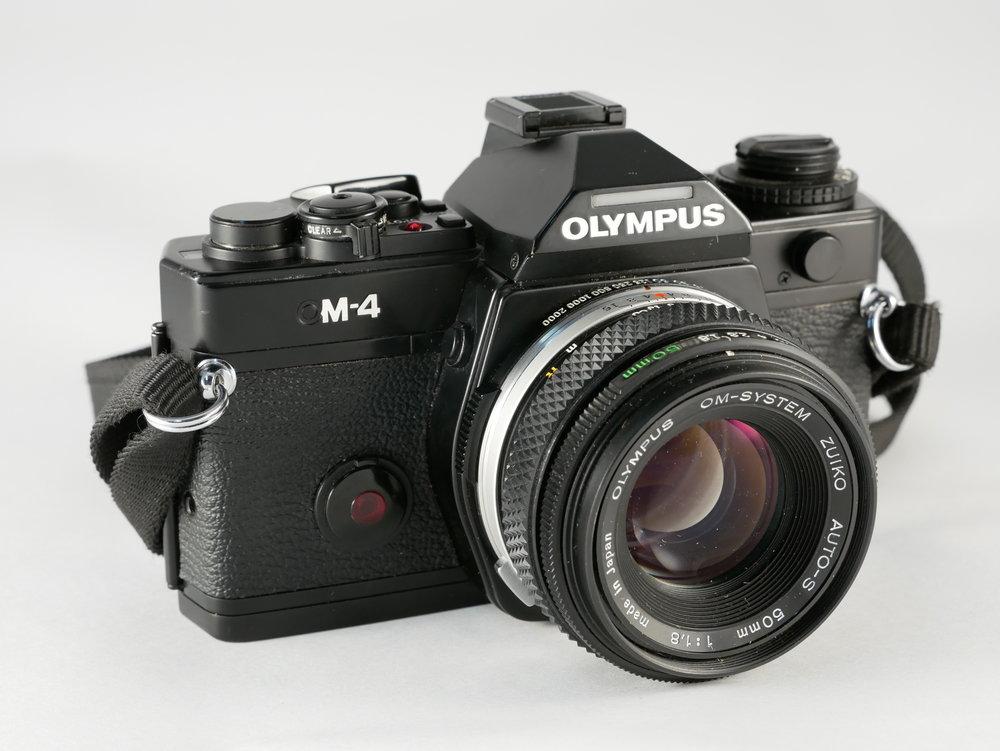Olympus-OM-4